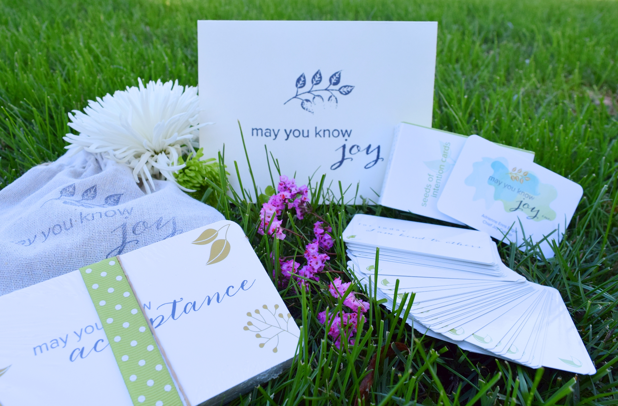 May You Know Joy Prize Pack